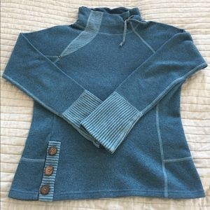 Prana Breathe wool blend sweater